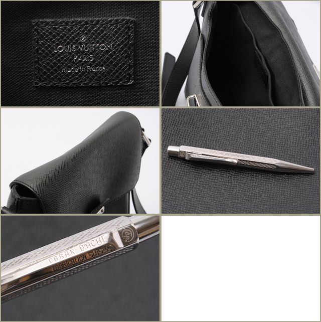 廃盤 ルイヴィトン タイガ ショルダーバッグ ベルーカ アルドワーズ M30912